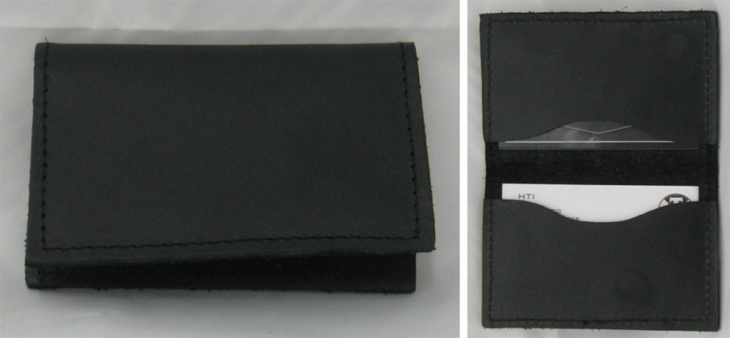 buy leather business card wallet one or bulk - Bulk Business Cards